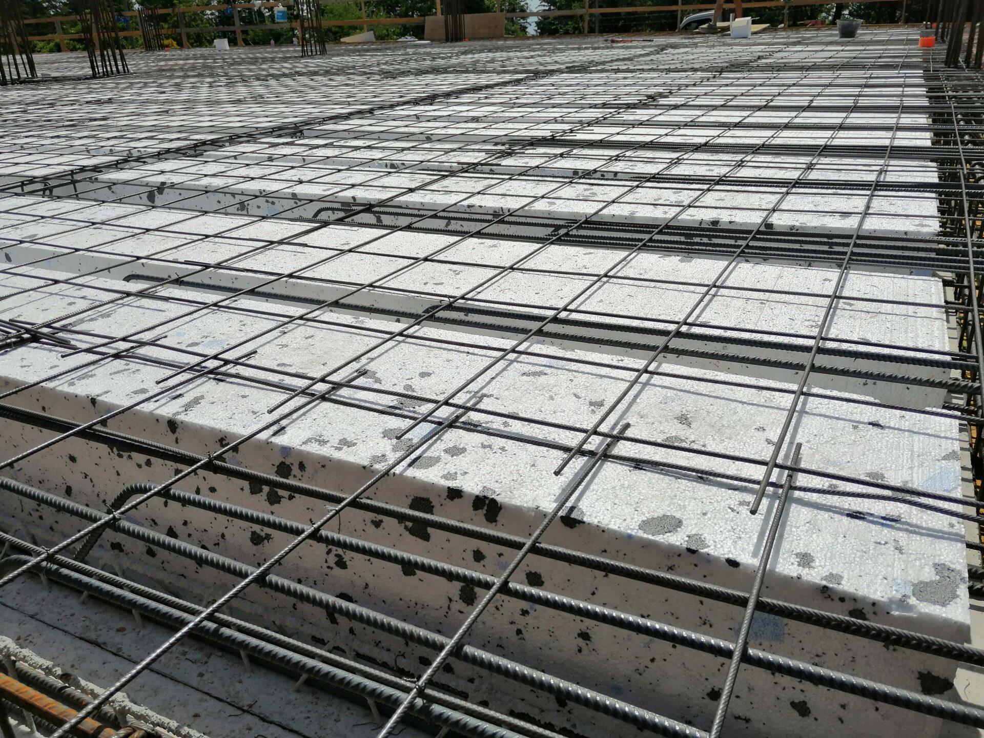 Struttura Di Un Solaio elementi prefabbricati nella progettazione e costruzione di